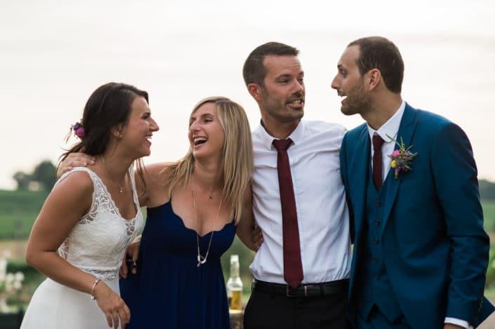 portrait invitée mariage château lardier