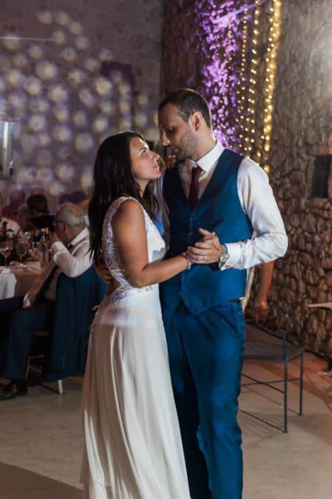 danse mariés chateau lardier