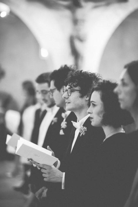 mariage église st eloi biganos