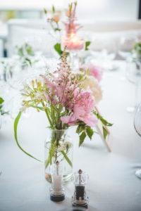 décoration mariage Boda-Etc au whitegarden cap ferret